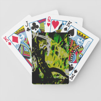 COOL GRAFFITTI EIGHT POKER DECK