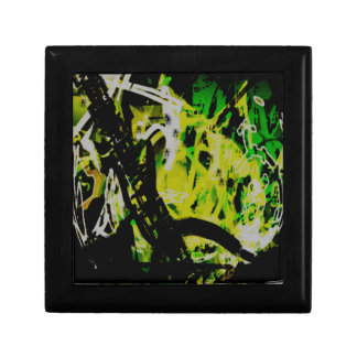 COOL GRAFFITTI EIGHT SMALL SQUARE GIFT BOX