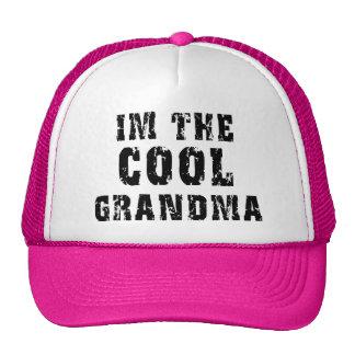 Cool Grandma T-Shirt Hats