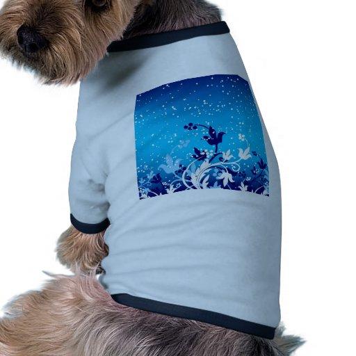 Cool Graphic Art Dog Tee