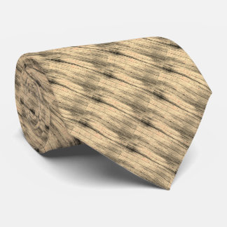 Cool Graphic Wood Art Tie