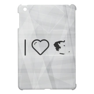 Cool Greece Maps Case For The iPad Mini