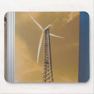 COOL Green Energy Wind Solar Atomic Environment Fr Mouse Pad