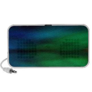 Cool green haze speakers Customizable