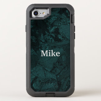 Cool Green OtterBox Defender iPhone 8/7 Case