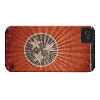 Cool Grunge Tennessee Flag Case-Mate iPhone 4 Case