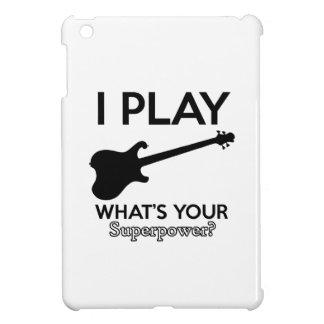 cool guitar electric iPad mini cases