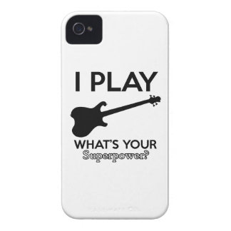 cool guitar electric iPhone 4 cover