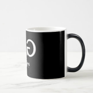 Cool Guys Black and White Mug