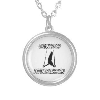 Cool gymnastics designs pendants
