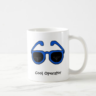 Cool Ham Radio Operator Mug