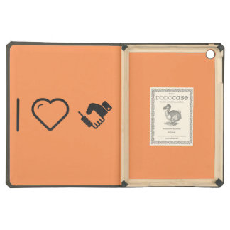 Cool Hands Shakes iPad Air Case