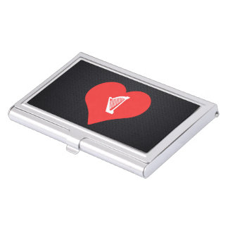 Cool Harps Pictograph Business Card Cases