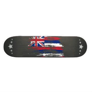 Cool Hawaiian flag design Skateboard Decks