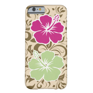 Cool Hawaiian Theme Barely There iPhone 6 Case
