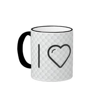 Cool Hiking Ringer Mug