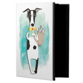Cool Hipster Dog Powis iPad Air 2 Case