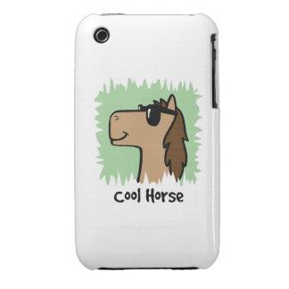Cool Horse iPhone 3 Case-Mate Case