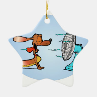 Cool Hotdog Christmas Ornaments