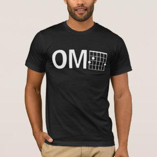 Cool Humour OMG Guitar G Major Chord T-Shirt