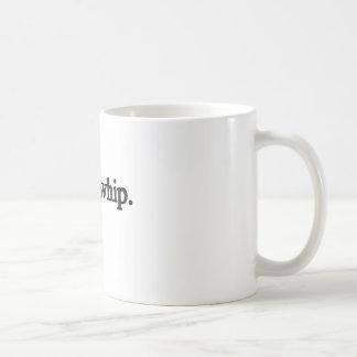 Cool hwhip. mug