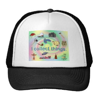 Cool I Collect Things Cap