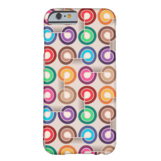 Cool iPhone colorful design Barely There iPhone 6 Case