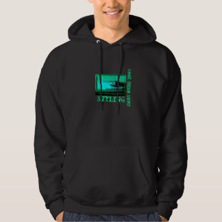 cool irish surf hoodie