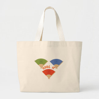 Cool It Fans Jumbo Tote Bag