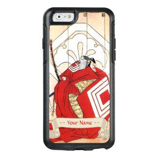 Cool japanese legendary hero samurai warrior art OtterBox iPhone 6/6s case