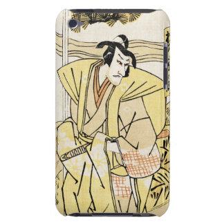 Cool japanese vintage ukiyo-e samurai tattoo iPod touch Case-Mate case