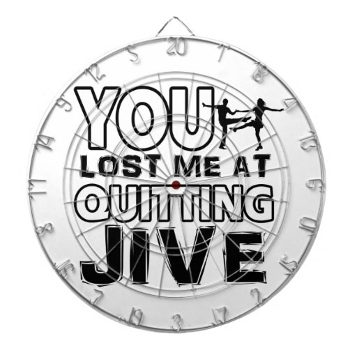 Cool Jive dance designs Dart Board