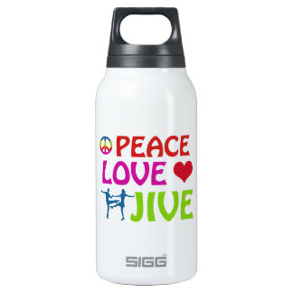Cool Jive dancing designs 0.3 Litre Insulated SIGG Thermos Water Bottle