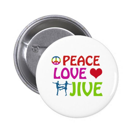 Cool Jive dancing designs Buttons
