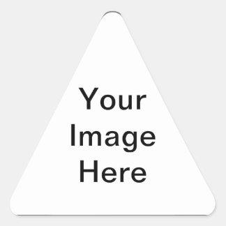 Cool Joke Triangle Sticker