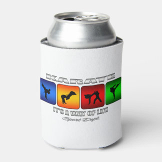 Cool Karate It Is A Way Of Life Can Cooler