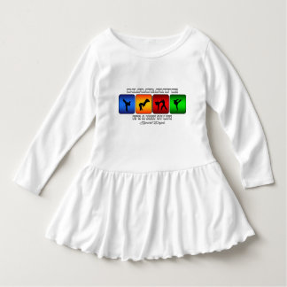 Cool Karate It Is A Way Of Life Dress