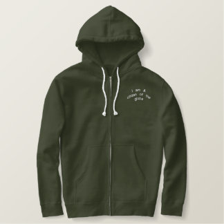 Cool Kenyans Embroidered Hoodie