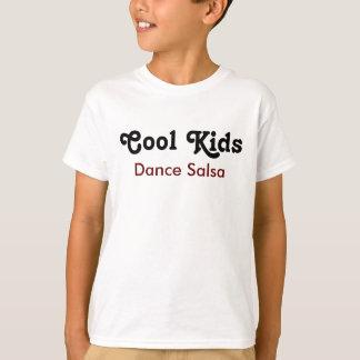 Cool kids dance Salsa T-Shirt
