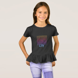 Cool Kids-_Heart Cluster_Name Template_ T-Shirt