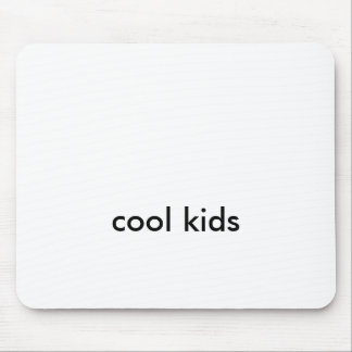 cool kids mouse pad