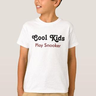 Cool kids Play snooker T-Shirt