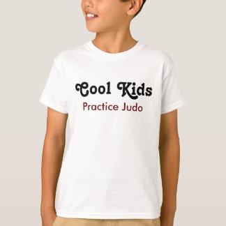 Cool kids Practice judo T-Shirt