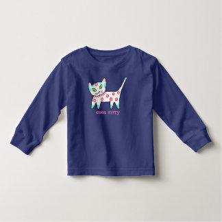 Cool Kitty Kids Toddler T-Shirt