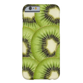 Cool Kiwi Fruit Barely There iPhone 6 Case