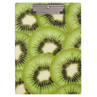 Cool Kiwi Fruit Clipboard