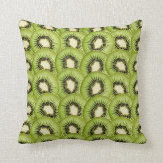 Cool Kiwi Fruit Cushion