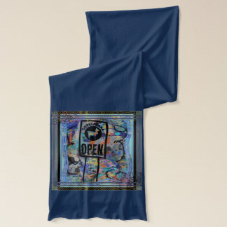 Cool Lama Men's scarf