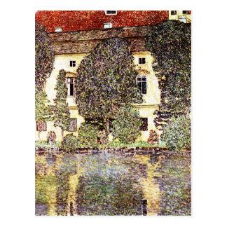 Cool landscape - Gustav Klimt Postcard
