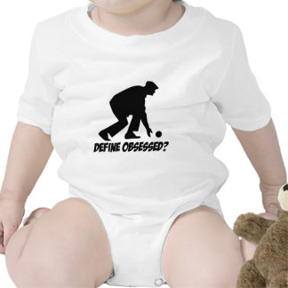 Cool Lawn Bowl Lovers Designs Baby Bodysuits